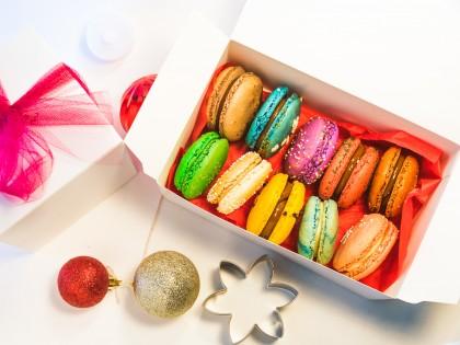 Sugar Philly Holiday box 2017